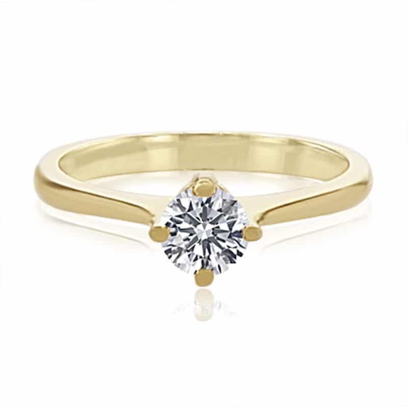 טבעת אירוסין, דגם סטפני