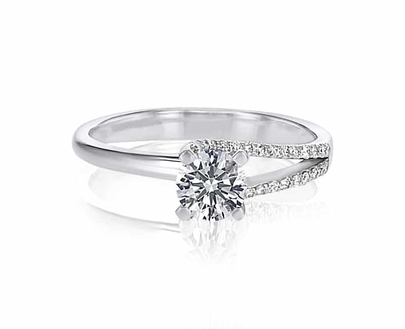 טבעת אירוסין, דגם שרה