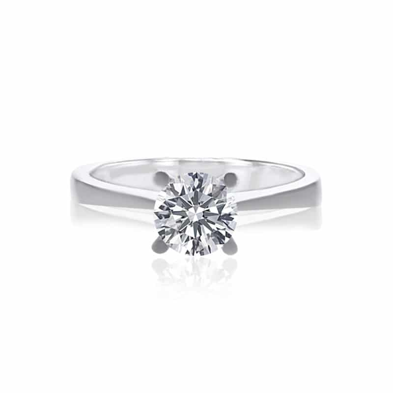 טבעת אירוסין, דגם אווה