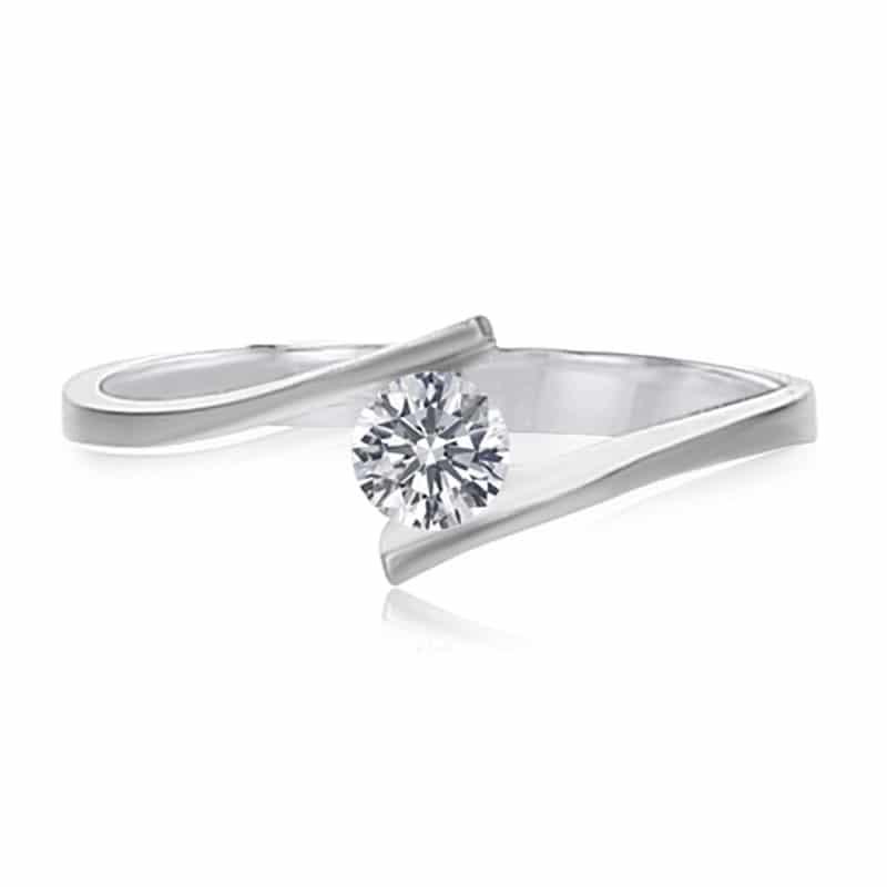 טבעת דגם ריטה