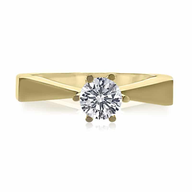 טבעת אירוסין, דגם יסמין