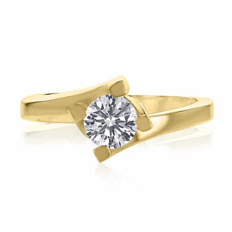 טבעת אירוסין, דגם דיאנה