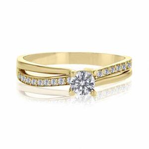 טבעת אירוסין, דגם ליאל