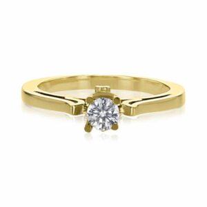 טבעת יהלום, דגם גאיה