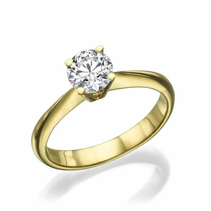 טבעת אירוסין, דגם דניאלה