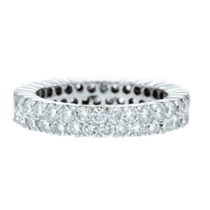 1.20 carat white Gold Ring set with 18 carat Diamonds