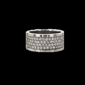 1.20 carat white Gold Ring set with 14 carat Diamonds