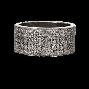 2.06 carat white Gold Ring set with 14 carat Diamonds