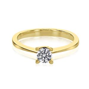 טבעת אירוסין, דגם רוז