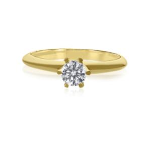 טבעת אירוסין, דגם בל
