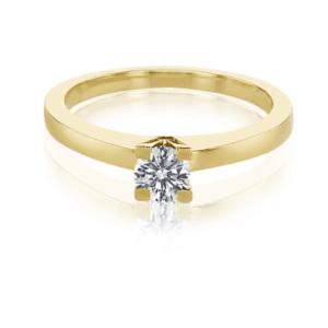 טבעת אירוסין, דגם ויקטוריה