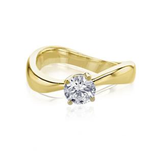 טבעת אירוסין, דגם סיקרט